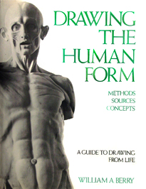 Drawing the Human Form - Cover