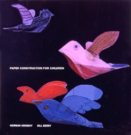 Paper Construction for Children - Cover