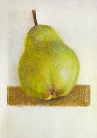 Small Colored Pencil Drawing Twelve