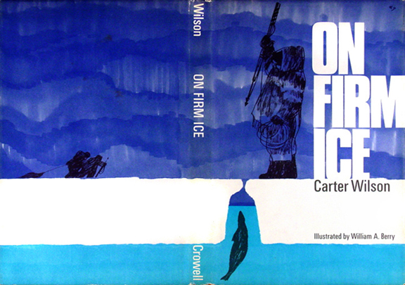 On Firm Ice 2nd Edition Cover