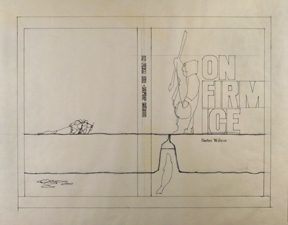 On Firm Ice 2nd Ed. Cover Sketch VI