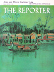 Reporter Cover - Arms and Men in SE Asia