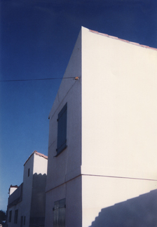 Architectural Photo used for Painting VII