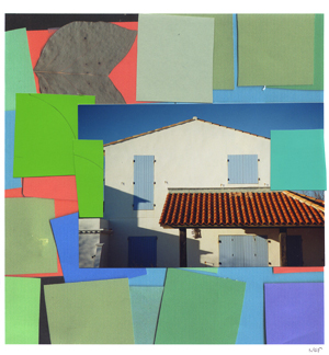 Architectural Photocollage VI