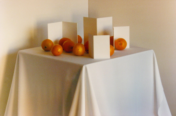 Still Life Photo - Ten Oranges